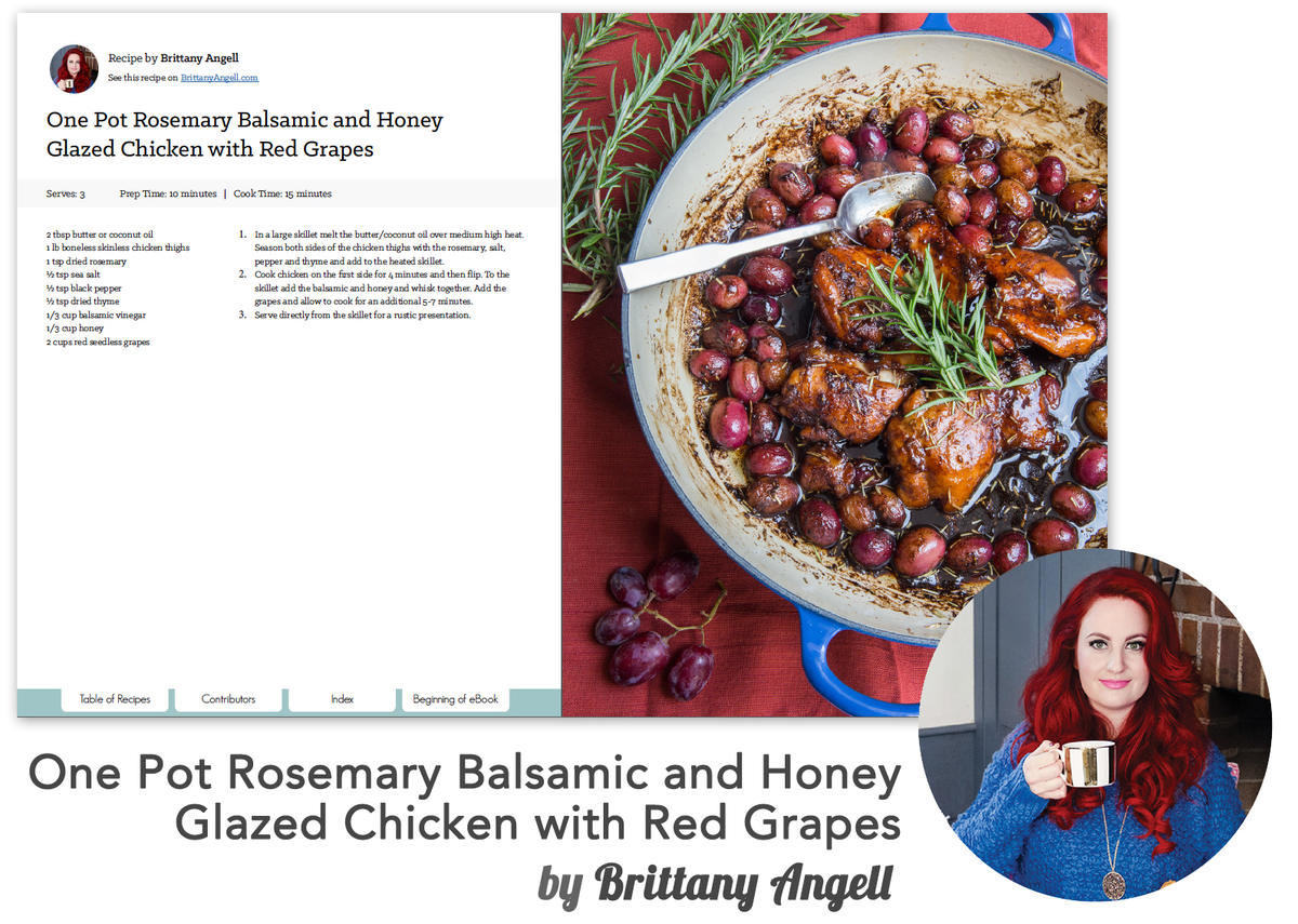 This recipe from Brittany Angell is exclusive to the Best of Paleo 2015 Cookbook.