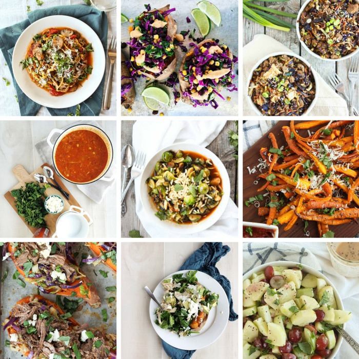 The new recommendation of 9-12 servings have some of us stumped. This post will show you exactly how to get them and it's easy + over 50 recipes to help you get there.