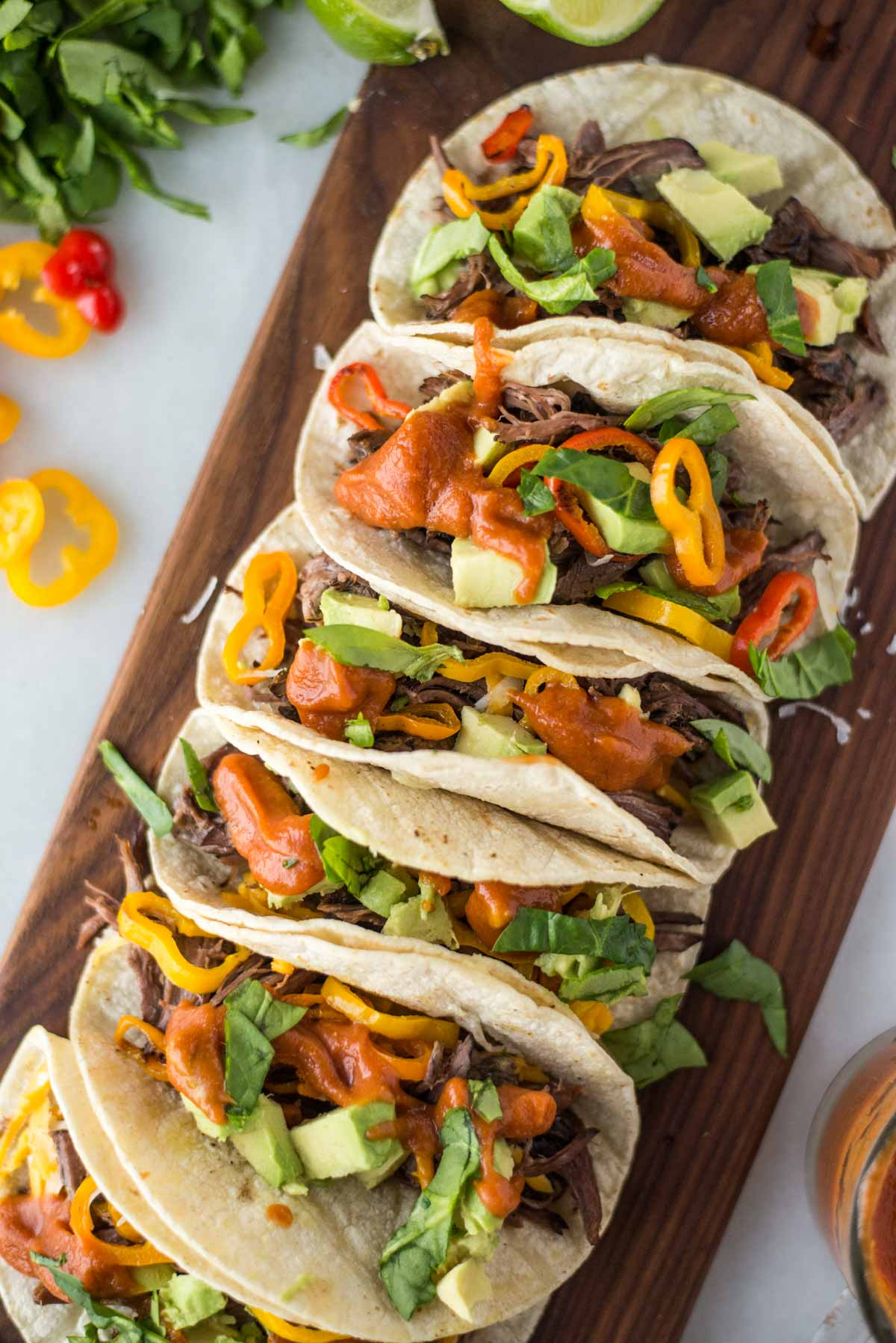 Beef Fajitas without all the work. A quick weeknight meal using one simple trick. Check it out here.