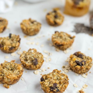 Snacking made easy with these 10 minute snack bites loaded with all the super foods.