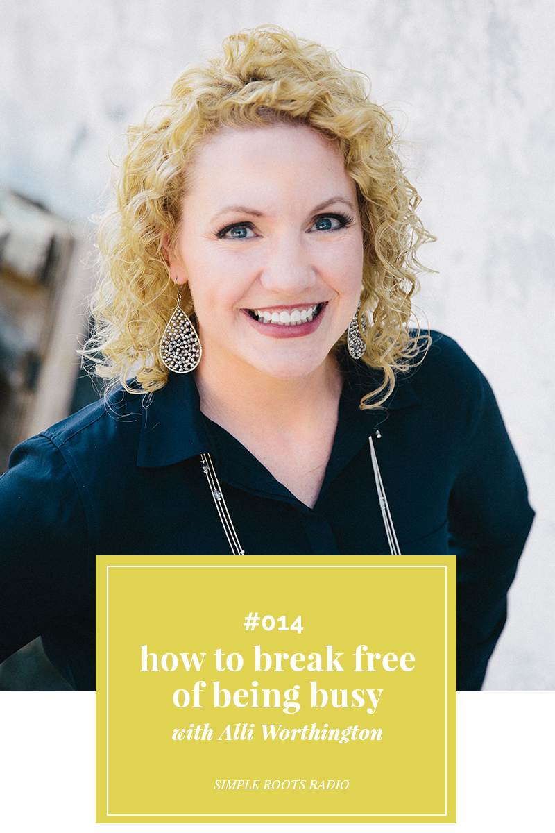 Are you tired of being tired? Learn the secrets to letting go and still having more!