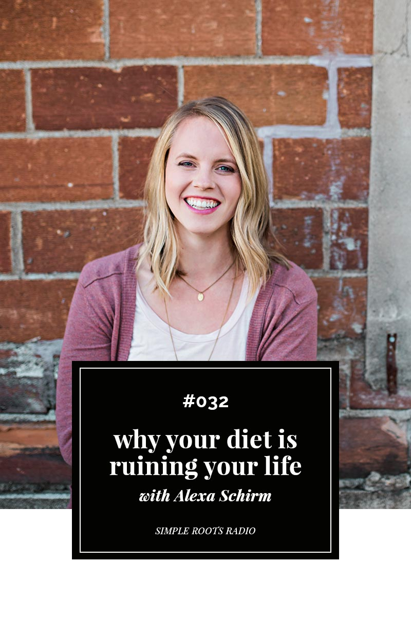 Why Your Diet Is Ruining Your Life