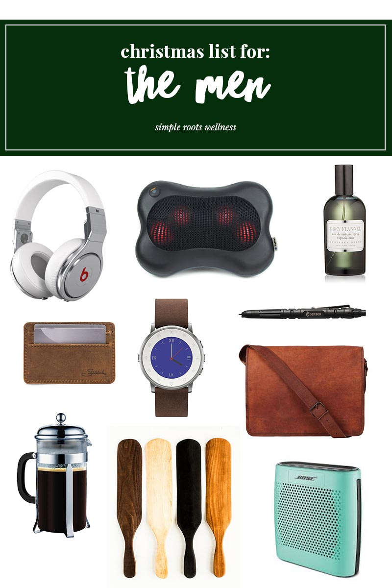 Practical gift ideas for him, her, the health nut and foodie. Check these gifts everyone wants.