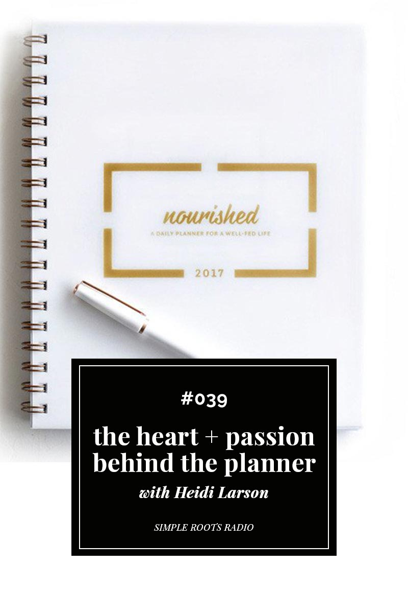 Learn the behind the scenes of the creation of a printed day planner.