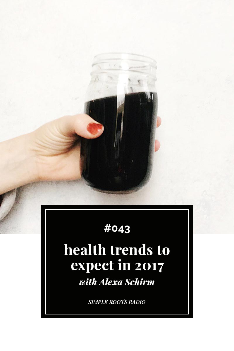 Things are looking up as we look at the health trends of 2017. Gone are the days of rules, restriction and starvation. A new era has arrive and it is so good. Find out what to expect in the health world in 2017.