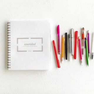 5 Ways to Simplify Your Life Using the Nourished Planner