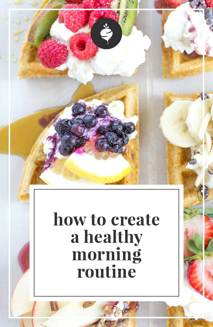 Five ways to create a healthy morning routine that can change everything. It's been shown how you start your day is how you end it. So start it using this.
