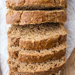 Easy Gluten-Free Zucchini Bread