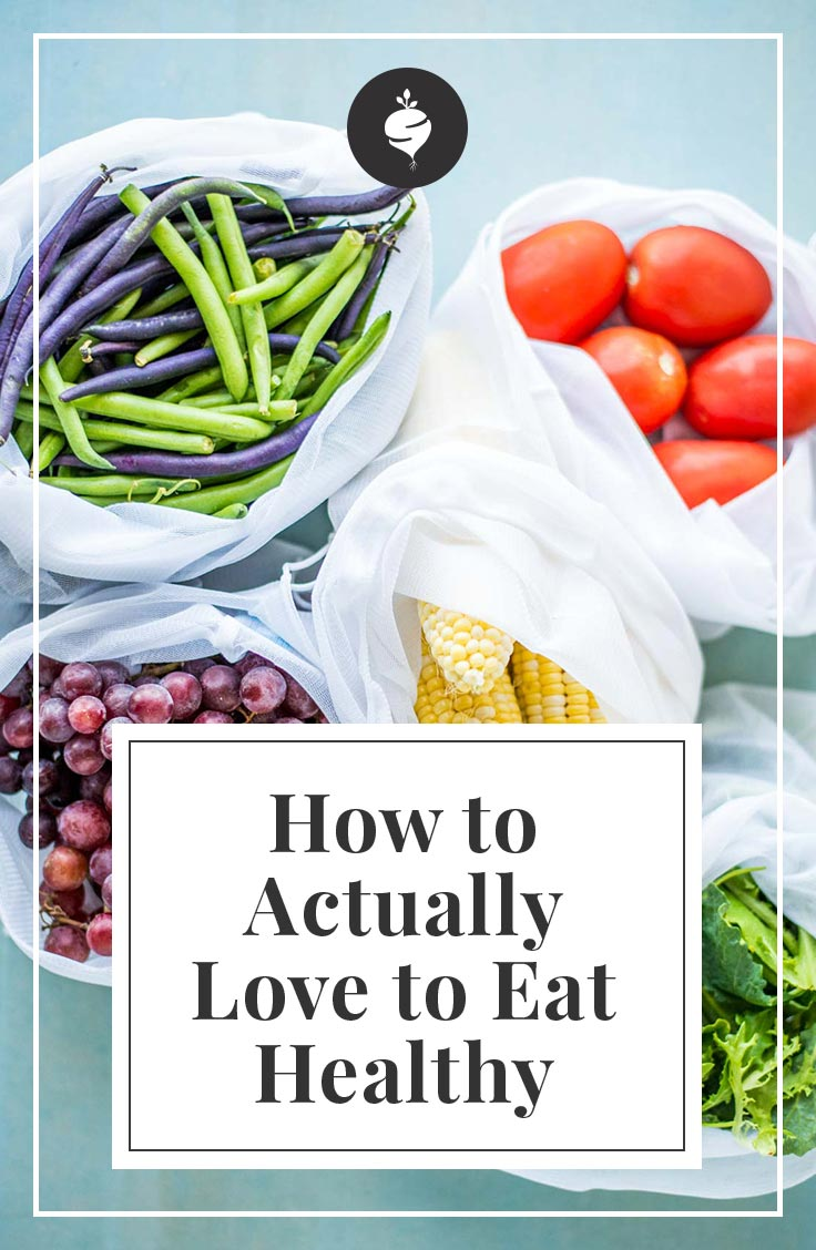 How to Actually Love to Eat Healthy | simplerootswellness.com #healthy #lastinghealth #podcast #healthtip