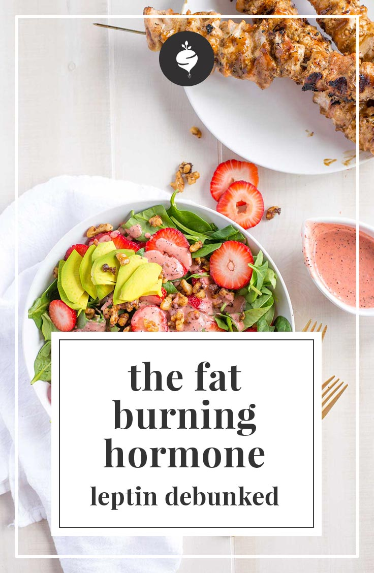 The Fat Burning Hormone Leptin Debunked | www.simplerootswellness.com #hormone #healthtip #fatburning #podcast