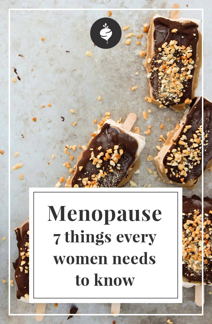 Menopause: The Seven Facts Every Woman Needs To Know | simplerootswellness.com #podcast #menopause #healthy