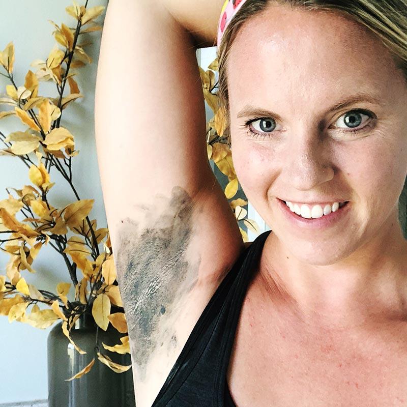 Armpit Detox and How To Get Rid of Body Odor | simplerootswellness.com #detox #healthtip #podcast #bodyodor