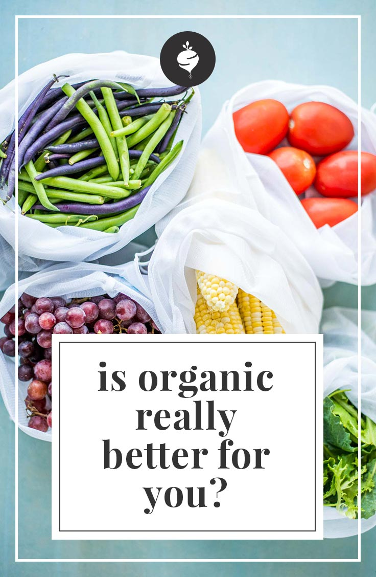 Is Organic Produce Really Better? | simplerootswellness.com #podcast #organic #healthy #healthyliving