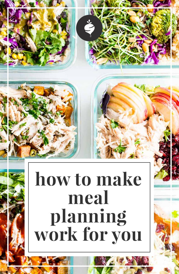 how to make meal planning work for you | simplerootswellness.com #podcast #mealplanning #mealprep #cooking #easy #healthy