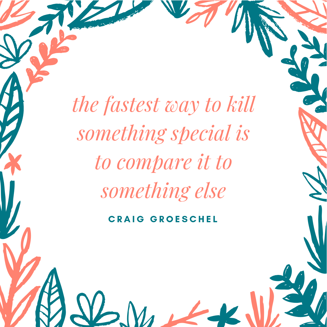 Monday Motivation: 5 Ways to End Comparison | #podcast #comparison #mindset #healthy #lifestyle #business