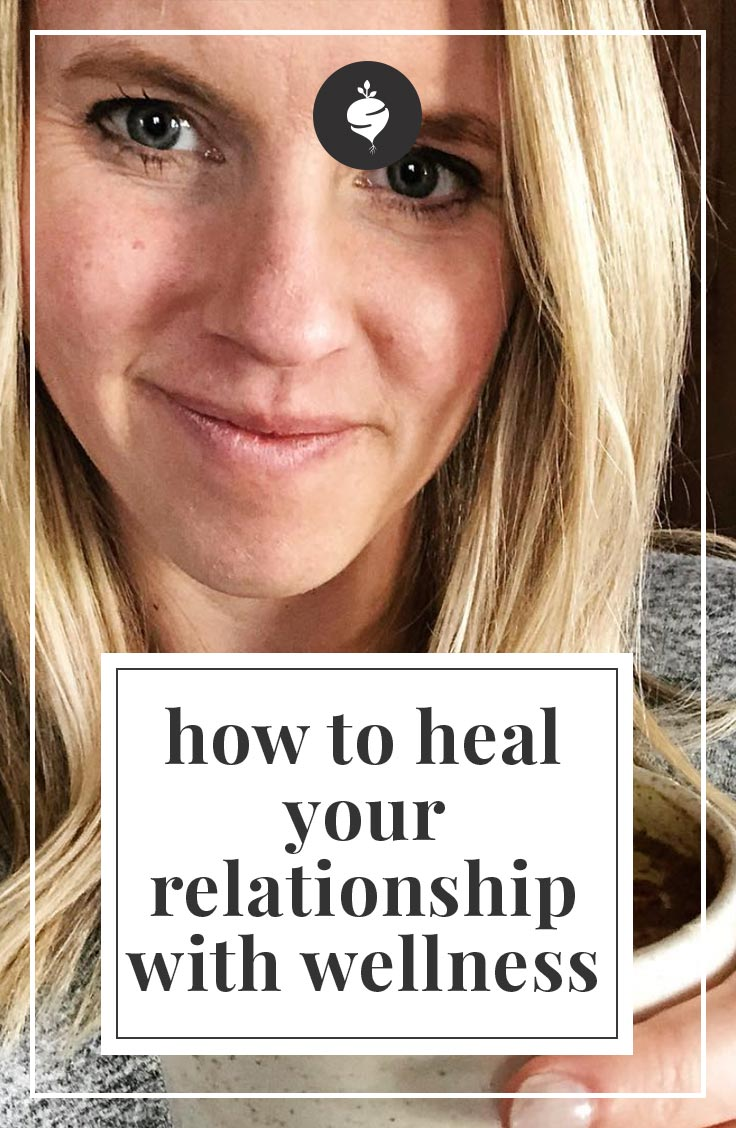 How To Heal Your Relationship With Wellness | simplerootswellness.com #podcast #health #mindset #wellness #relationship #healing #weightloss