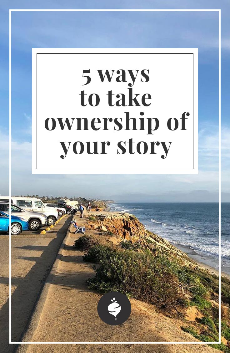 5 Ways to Take Ownership of Your Story | simplerootswellness.com #mindset #health #healing #soulcare #selfcare #story #mind #healthy