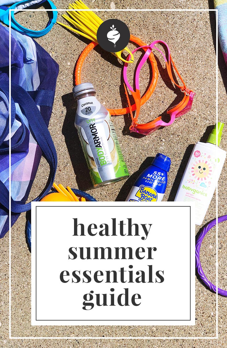 Low-Cost Healthy Summer Essentials Guide | simplerootswellness.com #podcast #wellness #summer #healthy #guide #health #kidfriendly