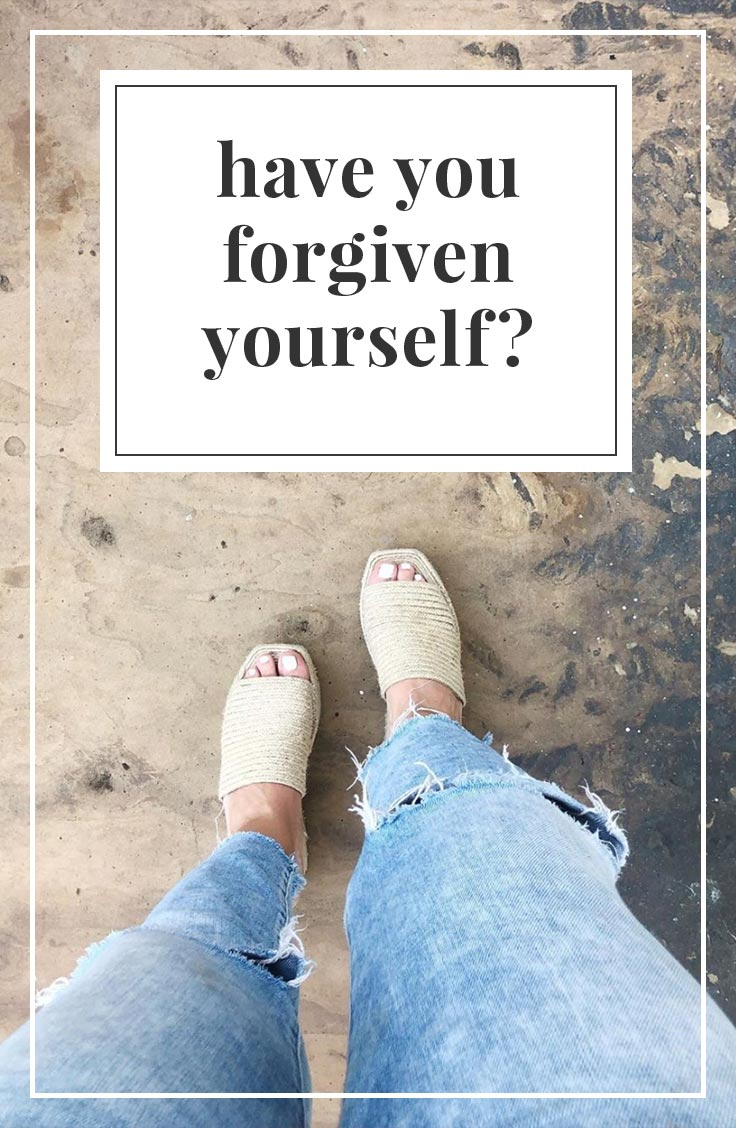 Have You Forgiven Your Self? | simplerootswellness.com #mindset #healthy #forgiveness #mind #mental #health #weight