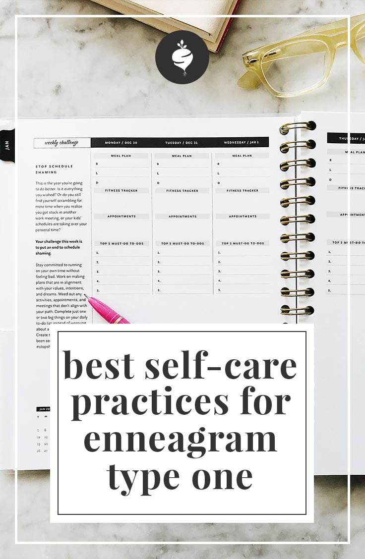 The Best Self-Care Practices for Enneagram Type One | simplerootswellness.com #podcast #selfcare @enneagram #typeone #health #healthy #mindset
