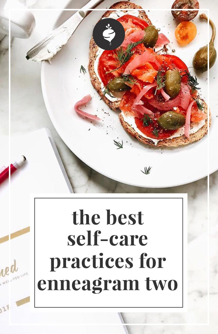 The Best Self-Care Practices for Enneagram Type Two | simplerootswellness.com #podcast #health #enneagram #typetwo #enneagramtwo #healthy #wellness #weightloss #selfcare