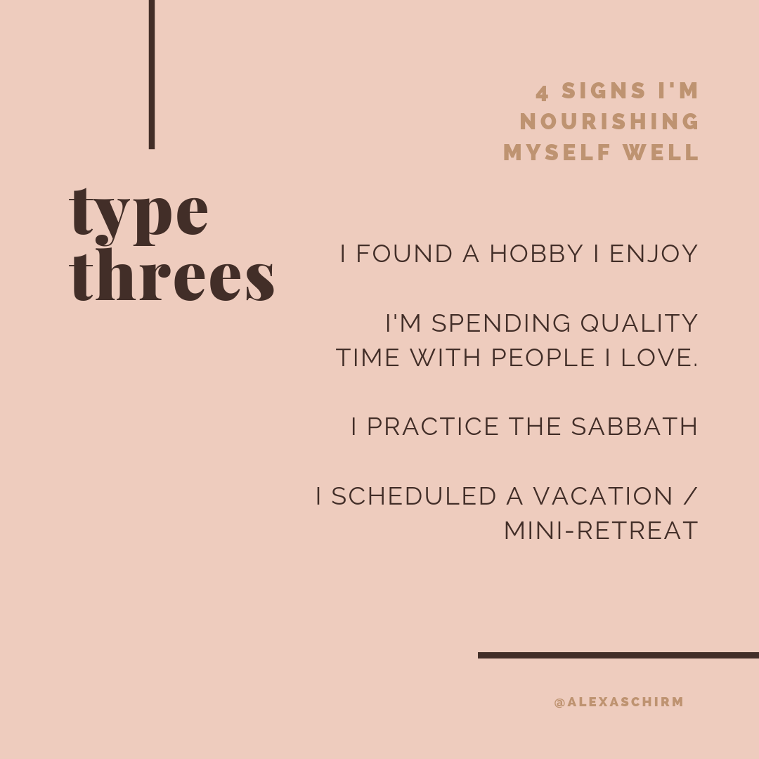 The The Best Self-Care Practices for Enneagram Type Three | simplerootswellness.com #podcast #health #enneagram #typetwo #enneagramtwo #healthy #wellness #weightloss #selfcare Health Tips for Fall + Winter | simplerootswellness.com #health #selfcare #seasonality #healthtip #wellness #fall #winter #natural