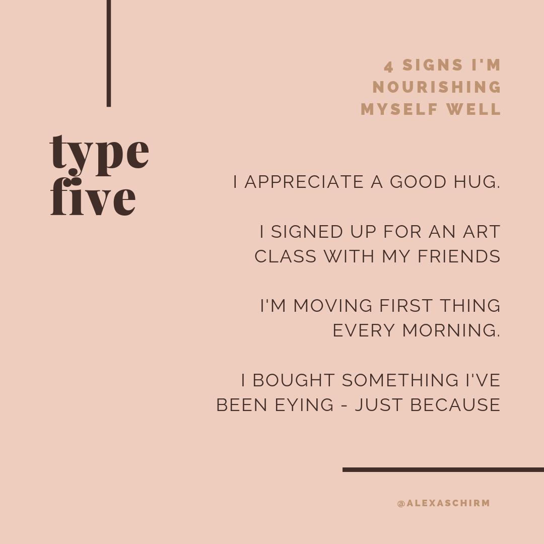 health tips for enneagram type five | simplerootswellness.com #podcast #eating #style #enneagram #type5 #health #healthy