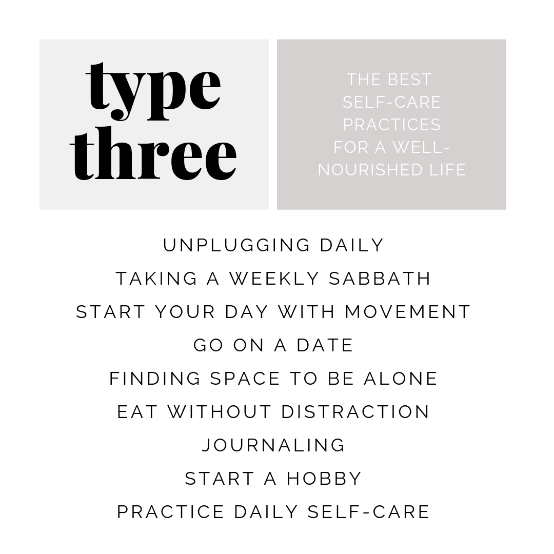 health tips for enneagram type three | simplerootswellness.com #podcast #eating #style #enneagram #type3 #health #healthy