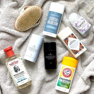 I tried natural deodorant for a year and this is what I learned | simplerootswellness.com #natural #deodorant #products #beauty #armpits #health #healthy #nutrition #wellness