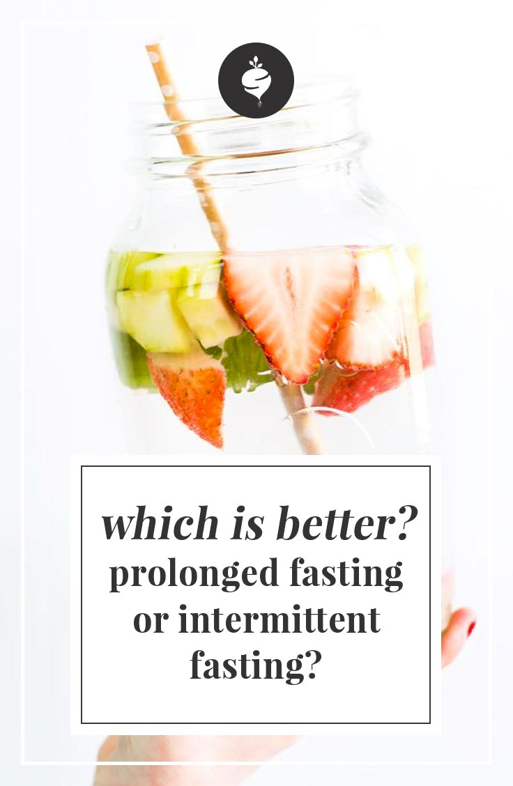 Intermittent Fasting vs. Prolonged Fasting | simplerootswellness.com #fasting #intermittent #prolonged #health #simple #easy #healthy #lifestyle