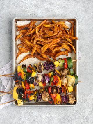 The Guaranteed way to eat more veggies | simplerootswellness.com #batchcooking #mealprep #healthy #homemade #vegetables #gethealthy #easy #eat #recipes