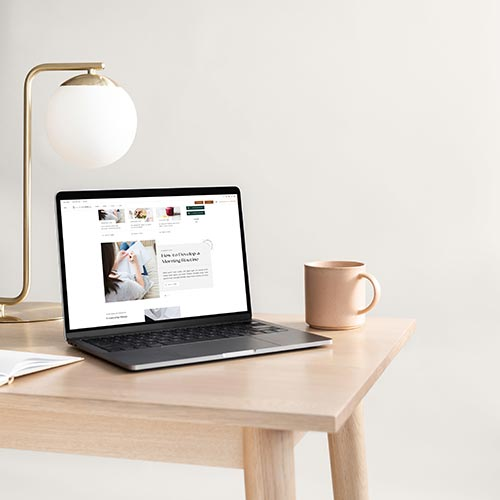 Join Alexa over at her new home | The Living Well